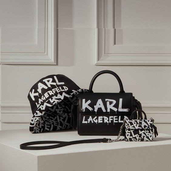 Genti Karl Lagerfeld dama