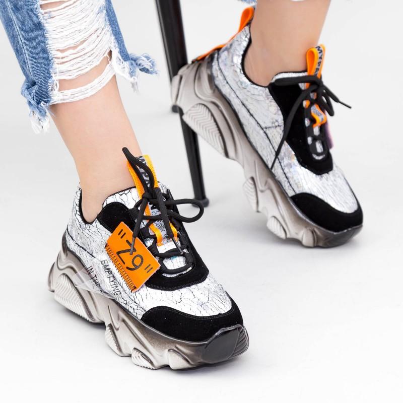 Adidasi cu platforma Mei pentru femei