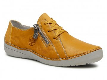 Pantofi Rieker dama la moda 2021
