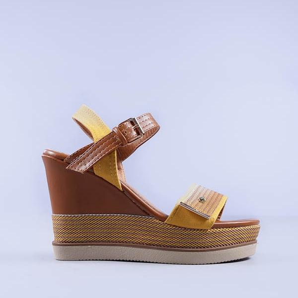 Sandale platforma pluta ieftine online