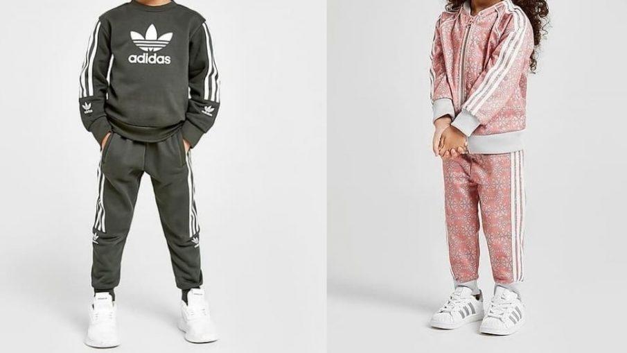 Trening Adidas copii cu reducere