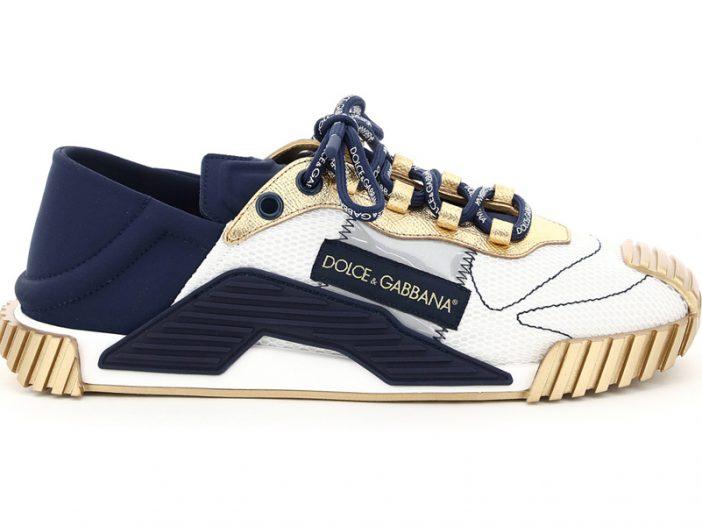 Adidasi Dolce Gabbana barbati