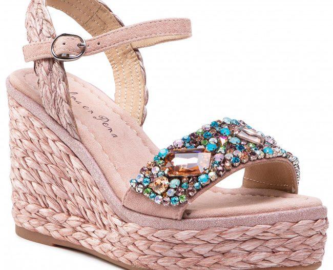 Sandale dama cu talpa de pluta